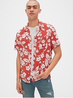 e348b9ab Men's Button Downs & Shirts | Gap