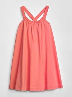 35ed587cbbb34 Dresses & Rompers for Toddler Girls | Gap