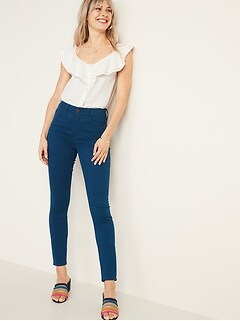 Old Navy Secret-Slim Pockets Pop-Color Super Skinny Women's Jeans