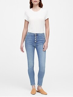 5495d7d0ba Women's Denim - Jeans, Shorts & Jackets | Banana Republic