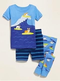 ed3c3805e6547 Baby Boy Pajamas & Sleepwear | Old Navy