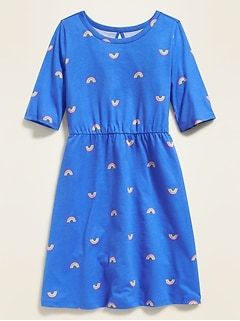 cd0aa50bf0263 Girls' Dresses & Jumpsuits | Old Navy