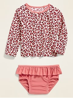 669e3f7ae6 Baby Girl Swimwear & Bathing Suits | Old Navy