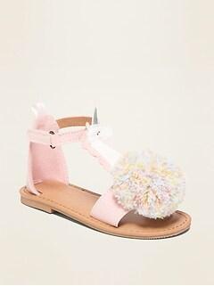 6223c29192c Toddler Girl Shoes & Flip-Flops | Old Navy
