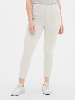 6d920a5851 High Rise True Skinny Ankle Jeans