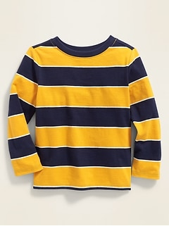 4231ff674c1 Striped Crew-Neck Tee for Toddler Boys