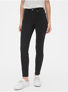 ecec9b37436 High Rise True Skinny Jeans with Secret Smoothing Pockets