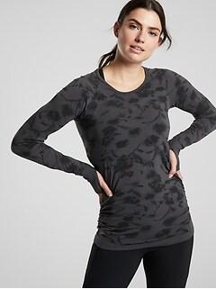 Official Website unbeatable price rock-bottom price Women's Workout Tops | Athleta
