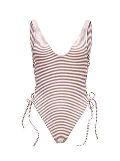 Bananarepublic Eberjey | Sea Stripe Mila One-Piece Swimsuit