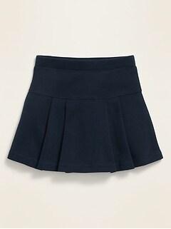 Oldnavy Uniform Ponte-Knit Skort for Toddler Girls