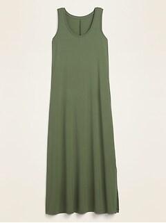 Oldnavy Jersey-Knit Maxi Tank Dress for Women