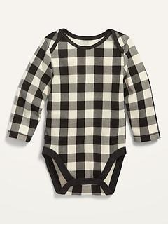 Oldnavy Unisex Printed Long-Sleeve Bodysuit for Baby