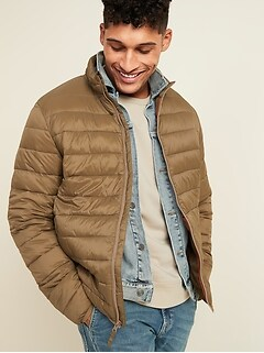 Oldnavy Water-Resistant Narrow-Channel Puffer Jacket for Men