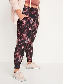 Oldnavy High-Waisted PowerSoft 7/8-Length Joggers for Women
