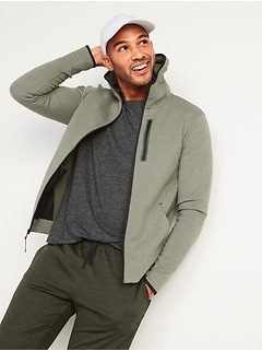 Oldnavy Dynamic Fleece Full-Zip Hoodie for Men